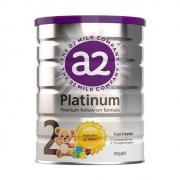 a2 艾尔 Platinum 白金版 婴幼儿奶粉 2段 900g