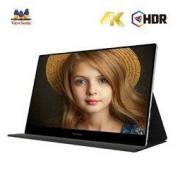 ViewSonic 优派 TD1601-4K 15.6英寸4K触摸便携式显示器1899元