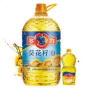 MIGHTY 多力 葵花籽油 5L(赠小油)72.9元