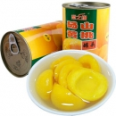 梨之缘 砀山黄桃罐头 425克*12罐42元包邮合3.5元/罐