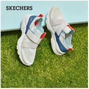 8日0点: SKECHERS 斯凯奇 117011 女士运动鞋199元包邮(前1小时)