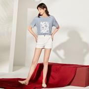 DUIBAI 对白 ADT108 女士短袖T恤 59.93元