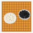 Winergy 威耐尔 学生便携式折叠围棋 3.9元包邮(需用券)¥4