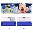 Disney 迪士尼 多功能双开文具盒 6.9元包邮(需用券)¥7