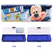 Disney 迪士尼 多功能双开文具盒 6.9元包邮(需用券)