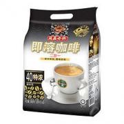 AIK CHEONG OLD TOWN 益昌老街 三合一特浓速溶咖啡粉 40条 *2件59元包邮(合29.5元/件)