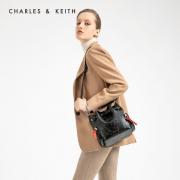 CHARLES&KEITH CK2-10781026 休闲水桶包199元包邮