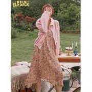 elf sack 妖精的口袋 10200232 女士吊带连衣裙