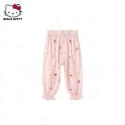 Hello Kitty 凯蒂猫 女童灯笼裤 49元包邮