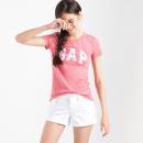 Gap 盖璞 527506 女士基本款圆领T恤 55元¥55