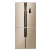 MeiLing 美菱 BCD-418WPCX 对十字开门冰箱2899元