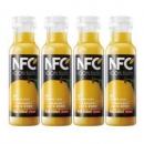 农夫山泉 NFC果汁(冷藏型)100%鲜榨橙汁 300ml*4瓶*8件142.56元包邮(需用券,合17.82元/件)