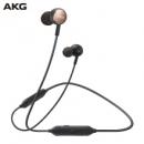 AKG Y100 WIRELESS 颈挂式 无线蓝牙耳机   玫瑰金299元