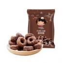 张君雅小妹妹 巧克力味甜甜圈 45g *3件17.85元(3件7折)