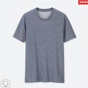 UNIQLO 优衣库 413486 男士圆领T恤