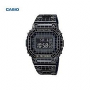 CASIO 卡西欧 G-SHOCK GMW-B5000CS-1PR 时空网格男表5190元