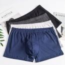 Langsha 浪莎 LF2001 男士平角内裤 4条装 24.9元包邮(需用券)¥25