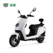 Luyuan 绿源 ZC-MHN2 72V超长续航电动车3499元(需用券)