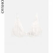 OYSHO 30186265959 女士花卉蕾丝薄款内衣 99元¥99