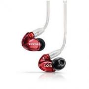 Shure 舒尔 SE535 三单元动铁耳机 红色