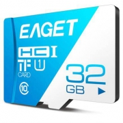 3日0点: EAGET 忆捷 T1 TF存储卡 Class10 32GB