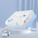 gb 好孩子 婴儿泡泡纱浴巾 2条装 79元包邮(需用券)¥79