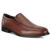 ECCO 爱步 Queenstown Bike Toe Slip on 男士真皮正装皮鞋422.68元+46.42元含税直邮约469元
