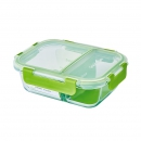 Snapware 康宁扣 分隔玻璃保鲜盒 600ml 29元包邮(需用券)¥29
