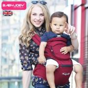 Babyjoey 婴儿背带 多功能双肩腰凳抱带背婴带 114元包邮(需用券)¥114