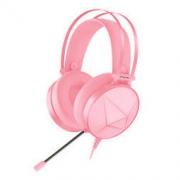 Dareu 达尔优 EH722 游戏耳机 RGB粉色版169元