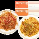 空刻 番茄肉酱黑椒牛柳 意面2盒 带良心酱包 所见即所得44.9元包邮