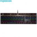 RAPOO 雷柏 V500PRO 机械键盘(雷柏青轴、混光)99元