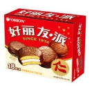 Orion 好丽友 巧克力派 18枚 612g *6件90.96元(双重优惠,合15.16元/件)