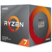 AMD R7 3700X CPU处理器 msi 微星 B450M MORTAR MAX 迫击炮 板U套装