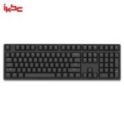 iKBC W210 2.4G无线 机械键盘 (Cherry茶轴、PBT、108键)368元包邮(40元券)