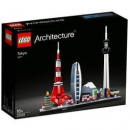 LEGO 乐高 Architecture 建筑系列 21051 东京天际线409元