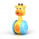 YuanLeBao 源乐堡 滑行不倒翁玩具 5.9元包邮(需用券)¥6