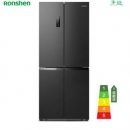 Ronshen 容声 BCD-452WD12FP 十字对开冰箱 452升4249元包邮