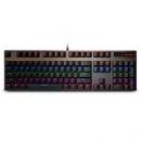 Rapoo 雷柏 V500PRO 混光机械键盘 游戏键盘 茶轴139元