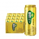 京东PLUS会员:Snowbeer 雪花啤酒 8度纯生 500ml*12听 整箱装 *3件133.82元(合44.61元/件)