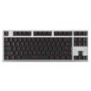 RAPOO 雷柏 V500 合金版 机械键盘 茶轴95元