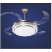 nvc-lighting 雷士照明 银风 LED风扇灯 25W