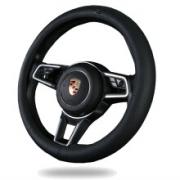 PLUS会员:WRC 真皮运动把套 汽车方向盘套低至109元/件