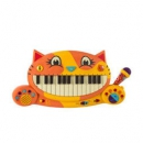 B.Toys 比乐 大嘴猫咪电子琴229元