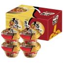 Tingyi 康师傅 速达面馆 红烧牛肉面 4碗 59.6元(下单立减)¥60