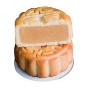 上行斋 广式小月饼散装多口味月饼蛋黄肉松老五仁月饼休闲食品券后15.9元