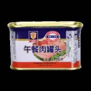上海梅林 午餐肉罐头198g/罐 *2件