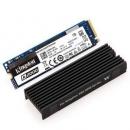 Kingston 金士顿 A2000系列 NVMe M.2 固态硬盘 500GB/1TB379元/679元包邮
