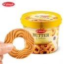 白菜价:kokola 可可乐 黄油曲奇饼干400g桶装 3口味19.9元包邮(双重优惠)