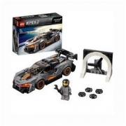 LEGO 乐高 SPEED CHAMPIONS 超级赛车系列 75892 迈凯伦塞纳95.04元